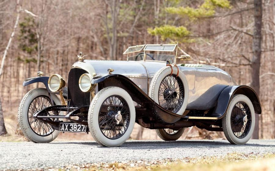 Bentley 3-Litre Chassis Number 3 '1921