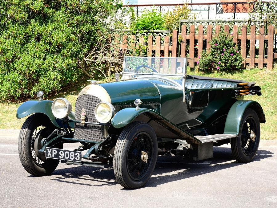 Bentley 3-Litre Speed Tourer by Vanden Plas '1921
