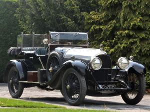 1921 Bentley 3-Litre Sports Tourer by Vanden Plas