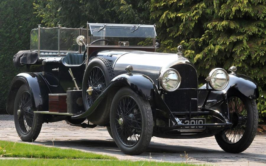 Bentley 3-Litre Sports Tourer by Vanden Plas '1921