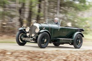 1923 Bentley 3-Liter Speed Tourer by Chalmer & Hoyer
