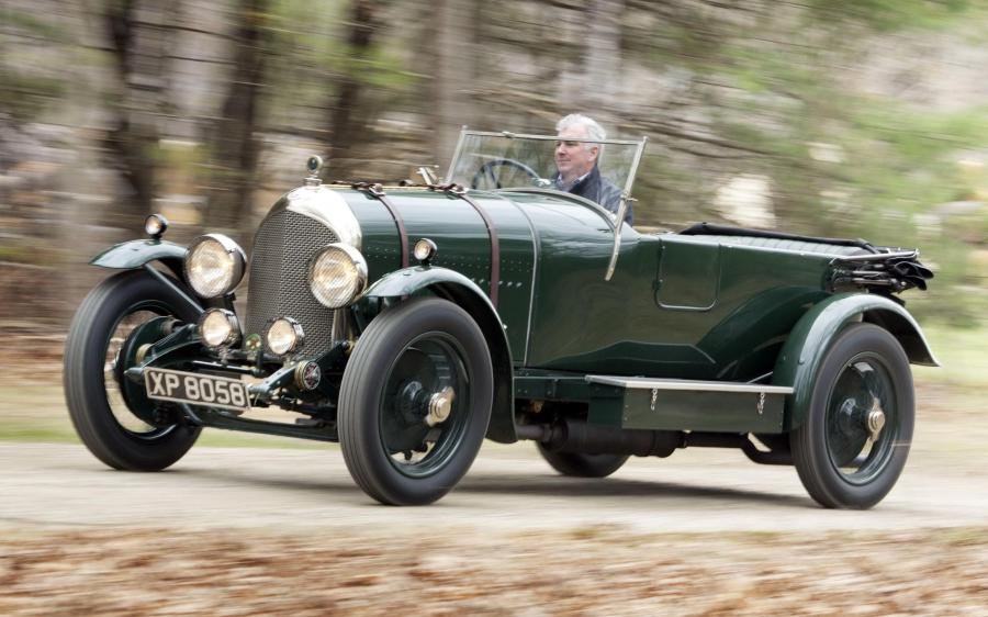 Bentley 3-Liter Speed Tourer by Chalmer & Hoyer '1923