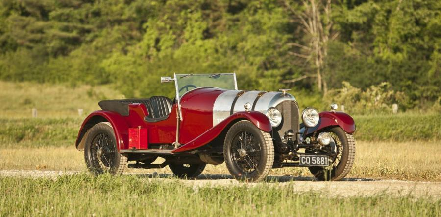 Bentley 3-Litre Tourer TT Replica '1923