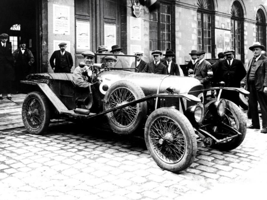 Bentley 3-Litre Le Mans '1924