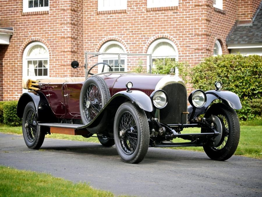 Bentley 3-Litre Sports Tourer by Park Ward '1924