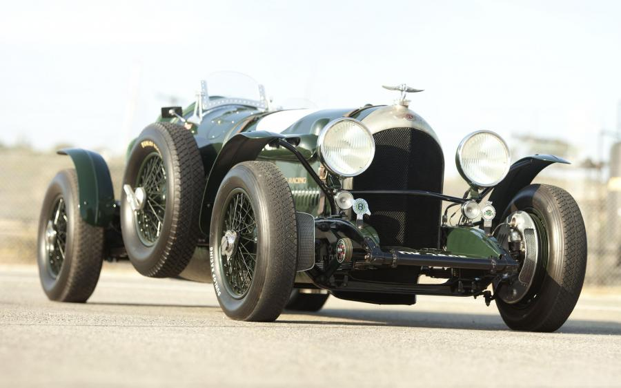 Bentley 3/8-Litre Hawkeye Special '1924