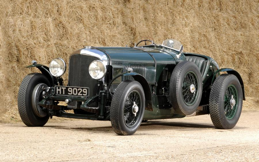 Bentley 3/8-Litre Sports Roadster '1924