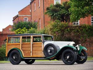 1925 Bentley 3-Litre Shooting Brake by James Young