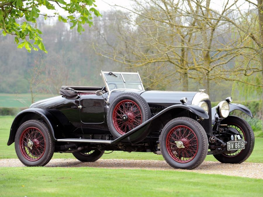 Bentley 3-Litre Speed Model Sports 2-Seater by Park Ward '1925