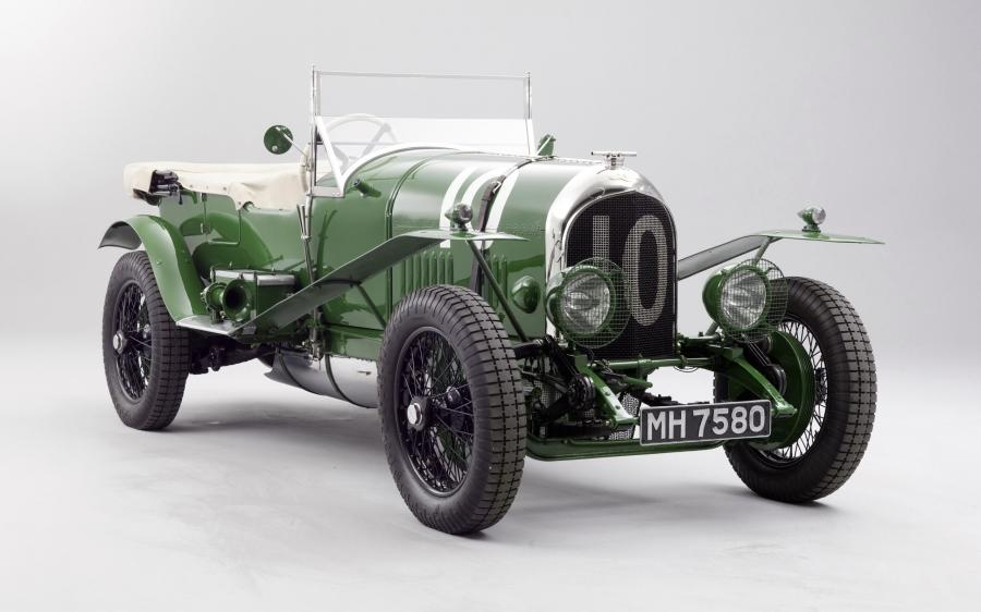 Bentley 3-Litre Speed Tourer by Vanden Plas Le Mans Team Car '1925