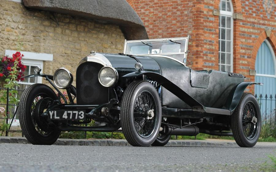 Bentley 3/4½-Litre Speed Model Red Label Tourer '1925