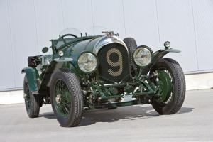 Bentley 4½-Litre Le Mans Tourer Replica 1925 года
