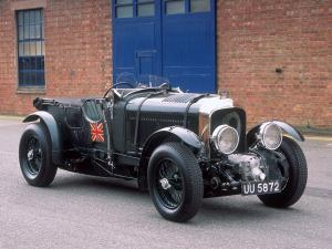 Bentley 4½-Litre Blower 1926 года