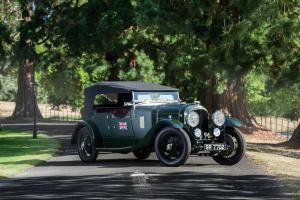 1927 Bentley 4½-Litre Tourer by Cadogan