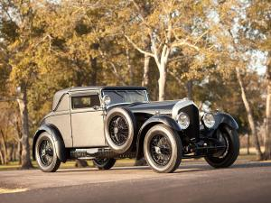 1927 Bentley 6½-Litre Sport Coupe by Surbiton