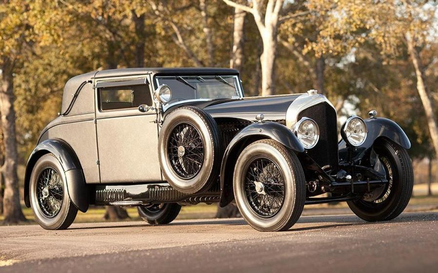 Bentley 6½-Litre Sport Coupe by Surbiton '1927