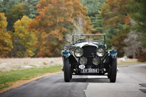 1928 Bentley 4½-Litre Special 4-Door Sports Tourer by Vanden Plas