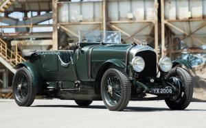 Bentley 4½-Litre Tourer in the Style of Vanden Plas 1928 года