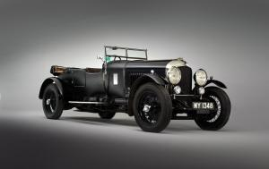1929 Bentley 4½-Liter Tourer