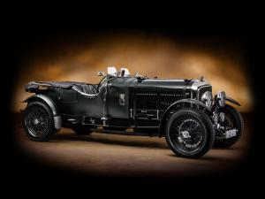 1929 Bentley Speed 6 Tourer by Vanden Plas