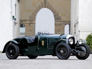 Bentley 4½-Litre Short Chassis Two-seater by Corsica 1930 года