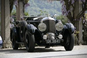 Bentley 4½-Litre Supercharged 1930 года