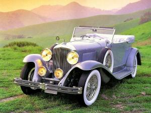 1930 Bentley Speed 6 Convertible