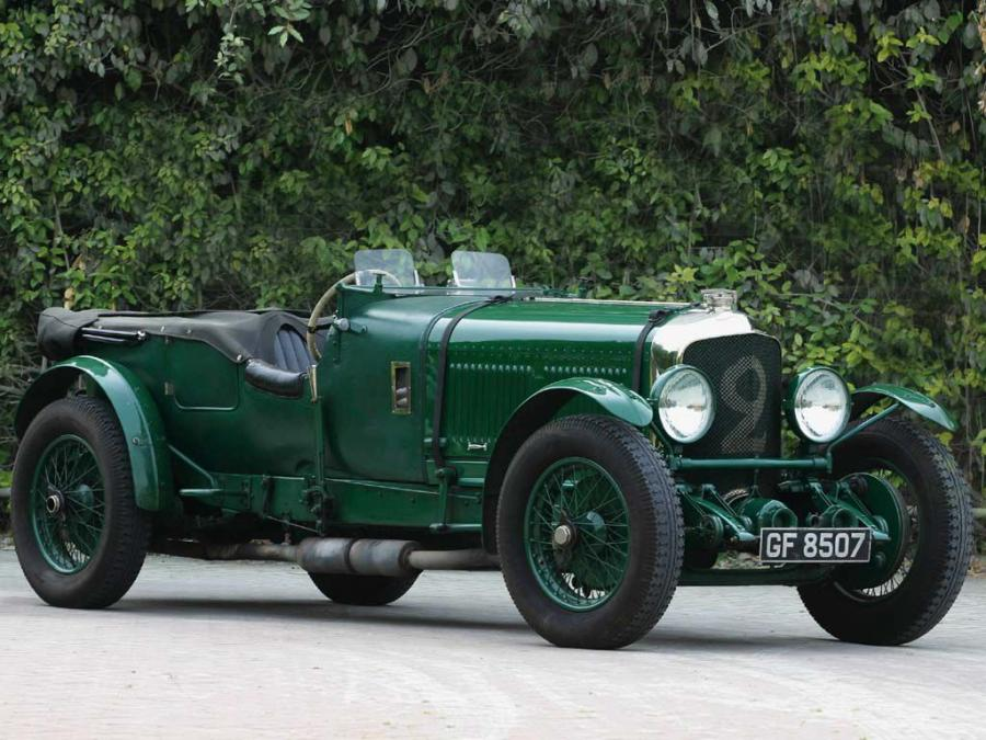 1930 Bentley Speed 6 Old Number Two