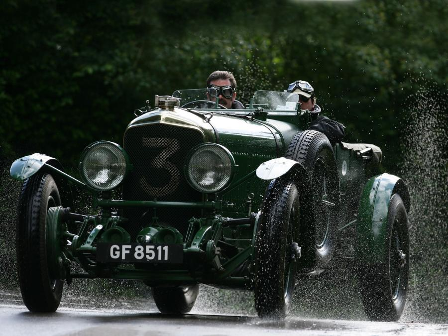 1930 Bentley Speed 6 Old Number Three