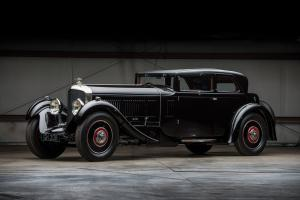 1930 Bentley Speed 6 Sportsman's Saloon by Corsica