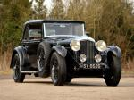 Bentley 4-Litre Coupe by Mulliner 1931 года