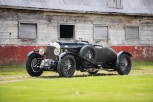 1931 Bentley 4½-Litre Supercharged Blower Two-Seater Sports by Vanden Plas
