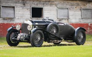 Bentley 4½-Litre Supercharged Blower Two-Seater Sports by Vanden Plas 1931 года