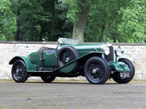 1931 Bentley 4½-Litre Supercharged Blower by Gurney Nutting