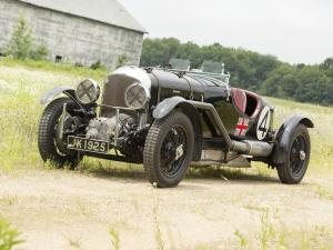 1931 Bentley 4½-Litre Supercharged Le Mans Blower by Vanden Plas