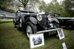 Bentley 8-Litre Gurney Nutting Sportsman Coupe 1931 года