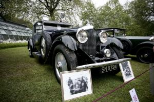 1931 Bentley 8-Litre Gurney Nutting Sportsman Coupe