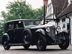 Bentley 8-Litre Limousine by Mulliner 1931 года