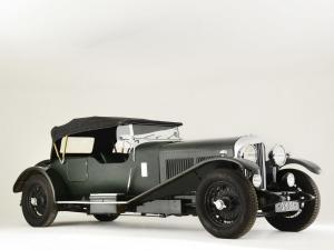 1931 Bentley 8-Litre Sports Tourer by James Pearce