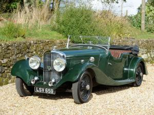 1934 Bentley 3½-Litre Open Tourer