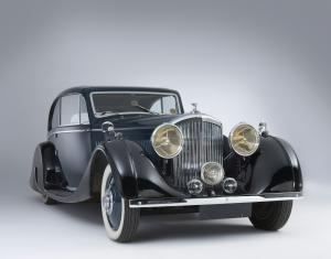 1935 1935 Bentley 3½-Litre Coupe