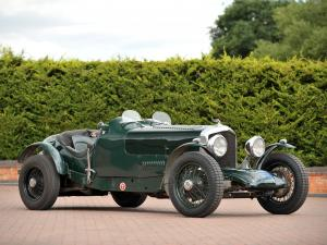 1935 Bentley 4¼-Litre Competition Special