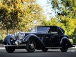 Bentley 3½-Litre Sedanca Coupe by Windovers 1936 года