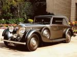 Bentley 4¼-Litre Drop Head Coupe by Hooper 1936 года