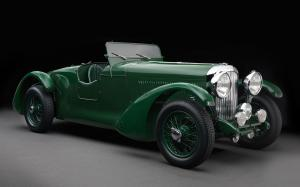 Bentley 4¼-Litre Roadster by Offord 1936 года
