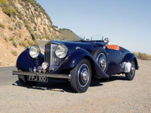 1937 Bentley 4¼-Litre Open Tourer by Carlton
