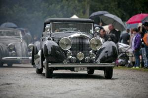 Bentley 4¼-Litre Carlton Cabiolet 1938 года