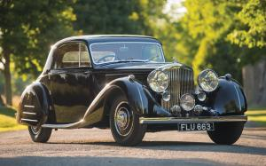 1938 Bentley 4¼-Litre Sports Coupe by Park Ward