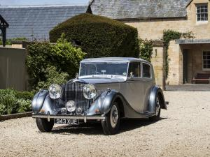1938 Bentley 4¼-Litre Sports Saloon by Mulliner
