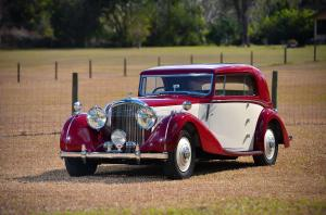 1939 Bentley 4¼-Litre Coupe by Park Ward